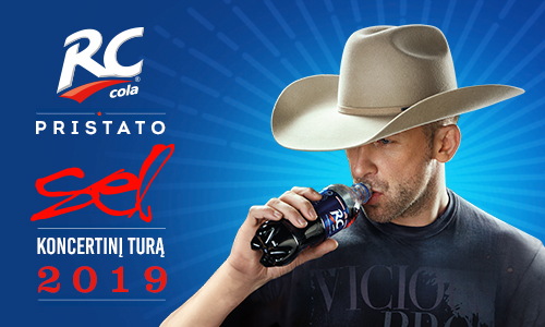 SEL RC COLA